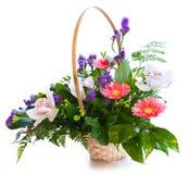 Helder bloemboeket royalty-vrije stock afbeelding