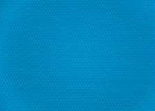 Helder gekleurd palet van blauw Stock Afbeelding
