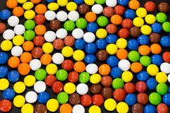Helder Gekleurde Achtergrond Heldere textuur van verschillende kleuren Feest achtergrond royalty-vrije stock foto's