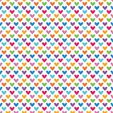 Helder kleurrijk naadloos patroon voor babystijl Royalty-vrije Stock Afbeelding