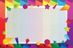Helder vectorkader Royalty-vrije Stock Fotografie