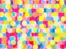 Heldere abstracte achtergrond Stock Foto's