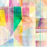 Heldere abstracte achtergrond Royalty-vrije Stock Foto's