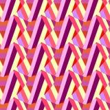 Heldere abstracte illustratie Royalty-vrije Stock Afbeelding