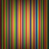 Heldere achtergrond van gekleurde linten, feestelijke achtergrond met schaduwen Vector beeld Royalty-vrije Stock Fotografie