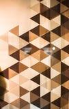Heldere achtergrond van kleurrijke diamanten Royalty-vrije Stock Afbeelding