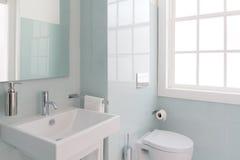 Heldere badkamers Royalty-vrije Stock Fotografie