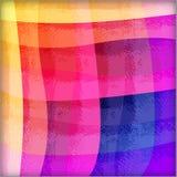 Heldere blauwe abstracte achtergrond Royalty-vrije Stock Afbeeldingen