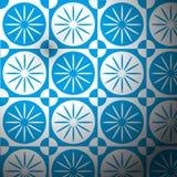 Heldere blauwe hemelachtergronden Royalty-vrije Stock Afbeelding