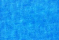 Heldere blauwe textuur met krullen stock fotografie