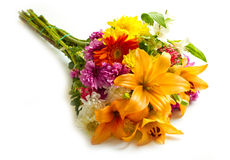heldere bloemen Stock Fotografie