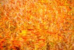 Heldere geeloranje kleuren vage achtergrond Royalty-vrije Stock Afbeelding