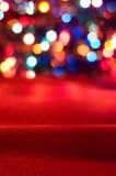 Heldere Kerstmisachtergrond Stock Afbeeldingen