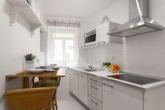 Heldere keuken Stock Fotografie