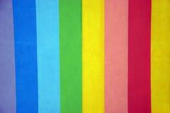 Heldere kleurenachtergrond Stock Foto