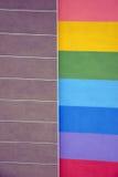 Heldere kleurenachtergrond Royalty-vrije Stock Afbeelding