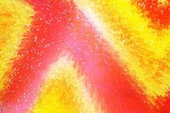 Heldere kleurrijke unieke abstracte achtergrond Stock Fotografie