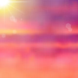 Heldere kleurrijke vage abstracte achtergrond Royalty-vrije Stock Afbeelding