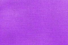 Heldere lilac violette textuur van stof of textielproduct Stock Foto