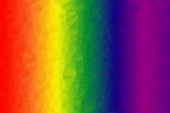 Heldere multi-colored achtergrond Spectrum van kleuren Royalty-vrije Stock Fotografie
