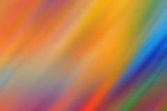 Heldere multicoloured achtergrond Hoogste recht op linkerzijde Royalty-vrije Stock Afbeeldingen