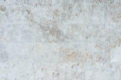 Heldere muren van poreuze steen stock foto's