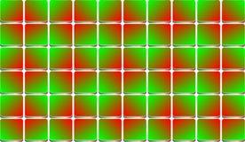 Heldere regenboogachtergrond Stock Afbeelding
