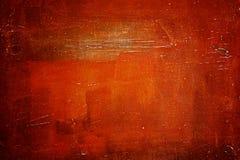 Heldere rode geweven achtergrond Stock Afbeelding