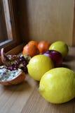 Heldere sinaasappel Royalty-vrije Stock Afbeelding