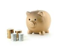 Heldere Toekomstige Besparingen Stock Afbeelding