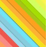 Heldere verticale abstracte achtergrond Royalty-vrije Stock Foto's