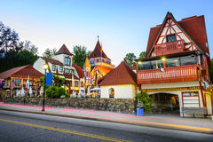 Helen, Georgia Bavarian town Royalty Free Stock Photo