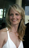 Helen Hunt. HOLLYWOOD, CALIFORNIA. September 7, 2005. Helen Hunt at the premiere of The Thing About My Folks at the Arclight, Hollywood, California United States royalty free stock image