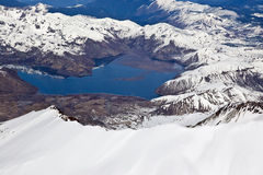 helen jeziorny góry s świętego duch Obraz Stock