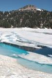 helen lake Royaltyfri Fotografi