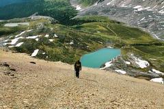 Helen Lake Royalty-vrije Stock Afbeeldingen