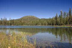 Helen Lake Stock Image