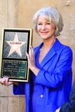 Helen Mirren Royalty Free Stock Photo