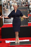 Helen Mirren Obraz Royalty Free