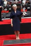 Helen Mirren Zdjęcie Stock