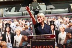 Helen Mirren Stock Images