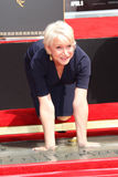 Helen Mirren Stock Image