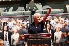 Helen Mirren Stock Image