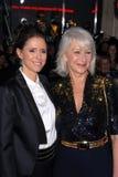 Helen Mirren,Julie Taymor Royalty Free Stock Image