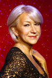 Helen Mirren in Madame Tussauds of London Stock Images