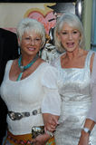Helen Mirren,Susan Austin Stock Photo