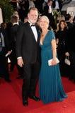 Helen Mirren, Taylor Hackford Stock Images