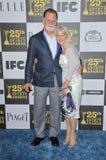 Helen Mirren,Taylor Hackford Royalty Free Stock Photo