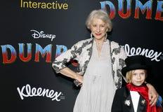 Helen Mirren and Waylon Hackford royalty free stock image