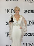 Helen Mirren Wins at 69th Annual Tony Awards in 2015 Stock Photos